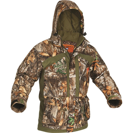 Arctic Shield Classic Elite Parka Realtree Edge Medium