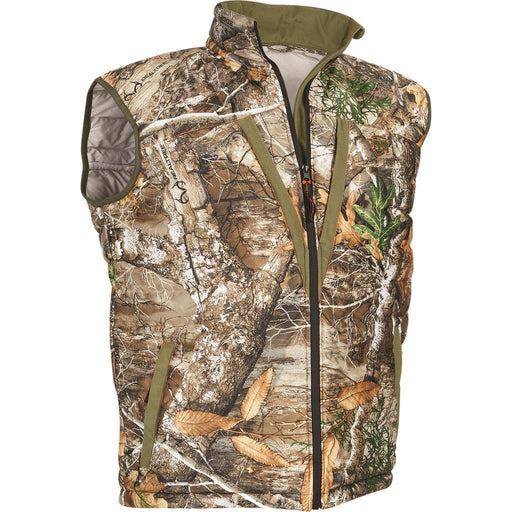 Arctic Shield Heat Echo Loft Vest Realtree Edge Large