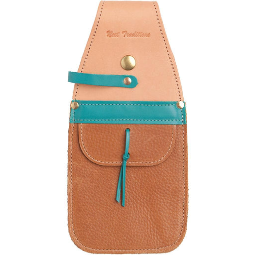 Neet T-PQ-2 Pocket Quiver Turquoise RH/LH