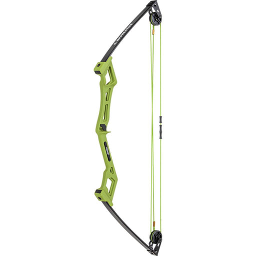 Bear Apprentice Bow Set Flo Green RH