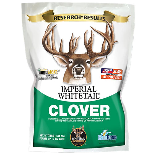 Whitetail Institute Imperial Clover Seed 2 lbs.