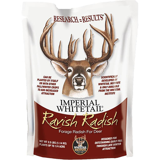 Whitetail Institute Ravish Radish 2 lbs.