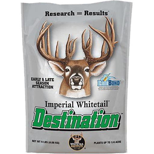 Whitetail Institute Destination Seed 9 lbs.