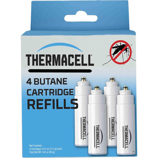 Thermacell Fuel Cartridge Refill 4 pk.