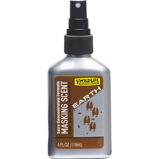 Wildlife Research X-tra Concentrated Masking Scent Earth 4 oz.