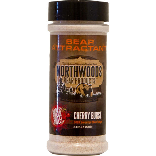Northwoods Bear Products Powder Attractant Cherry Burst 8 oz.