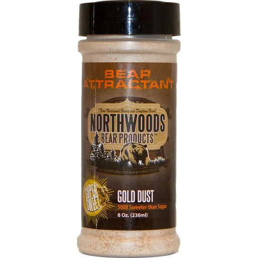 Northwoods Bear Products Powder Attractant Gold Dust 8 oz.
