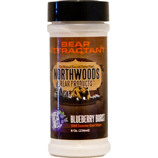 Northwoods Bear Products Powder Attractant Blueberry Burst 8 oz.