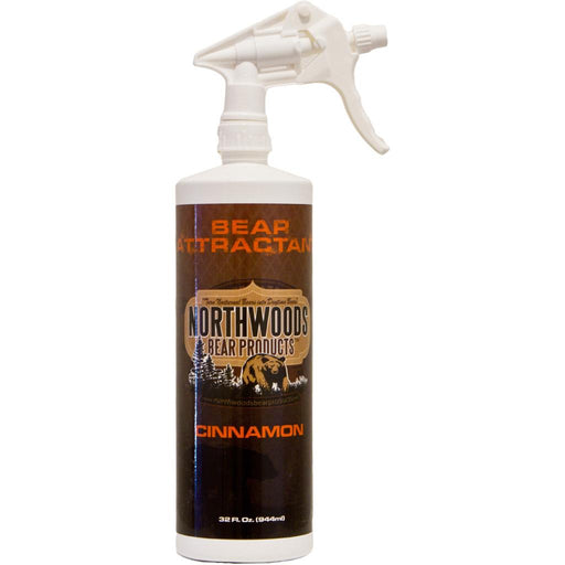 Northwoods Bear Products Spray Scents Cinnamon 32 oz.