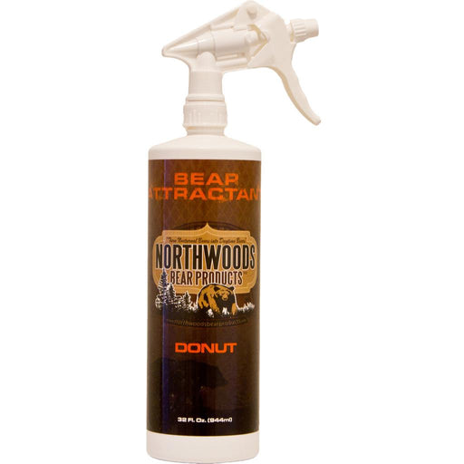 Northwoods Bear Products Spray Scents Donut 32 oz.