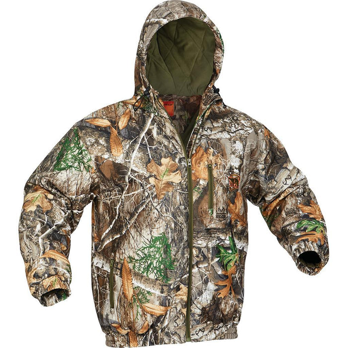 Arctic Shield Quiet Tech Jacket Realtree Edge Medium