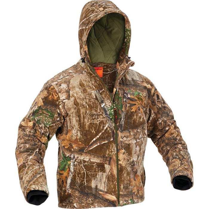 Arctic Shield Heat Echo Sherpa Jacket Realtree Edge 2X-Large