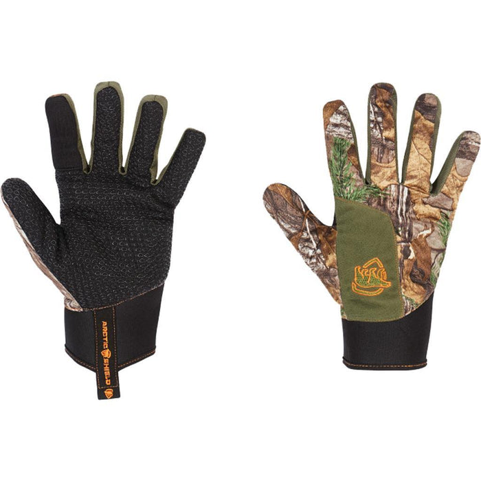 Arctic Shield Echo Insulated Shooters Glove Realtree Edge Medium