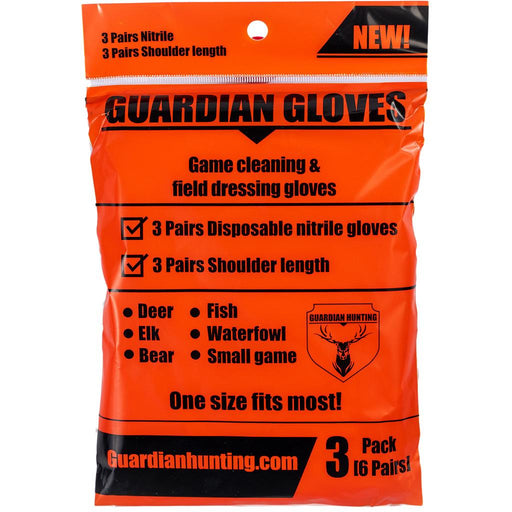 Guardian Gloves 6 pk.