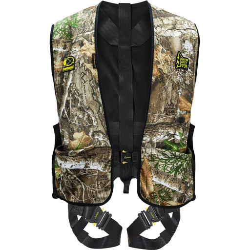 Hunter Safety System Treestalker Harness w/Elimishield Realtree Large/X-Large