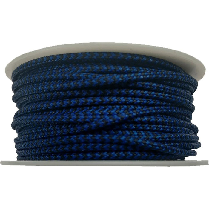 BCY 24 D-Loop Material Blue/Black 1m