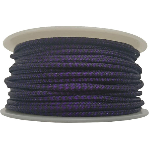 BCY 24 D-Loop Material Purple/Black 1m