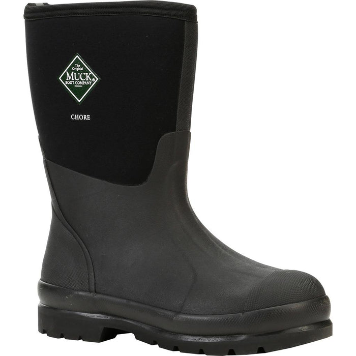 Muck Classic Boot Black Mid 10