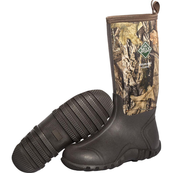 Muck Fieldblazer Boot Mossy Oak Country 9