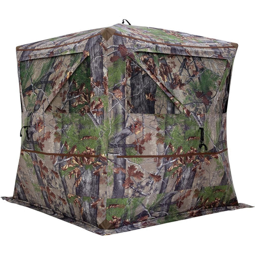 Barronett Blockout 4XLT Blind Backwoods
