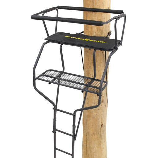 Rivers Edge Ladder Stand 18 ft. 2 Man