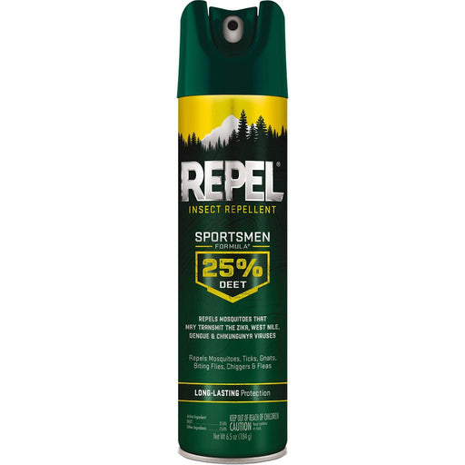 Repel Insect Repellent Sportsmen Formula 25% DEET 6.5 oz.