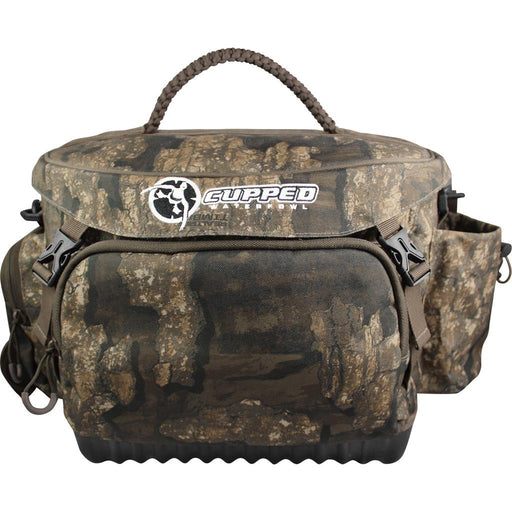Cupped Floating Blind Bag Realtree Timber Large