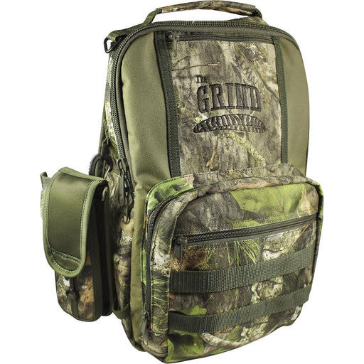 The Grind Turkey Sling Pack Mossy Oak Obsession