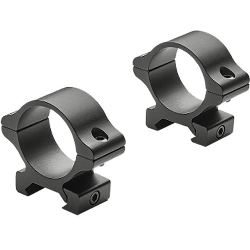 Leupold Rifleman Scope Rings 30mm Detachable Rings Medium Matte Black