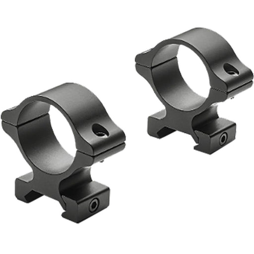 Leupold Rifleman Scope Rings 30mm Detachable Rings High Matte Black