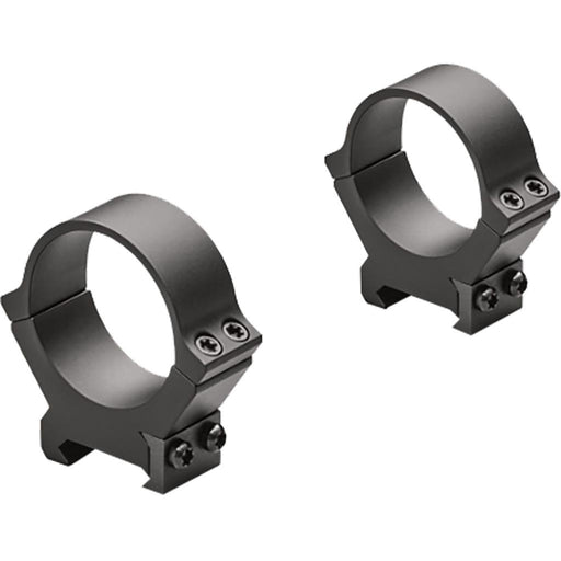 Leupold PRW Scope Rings 34mm Medium Matte Black
