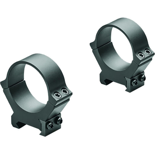 Leupold PRW Scope Rings 34mm High Matte Black