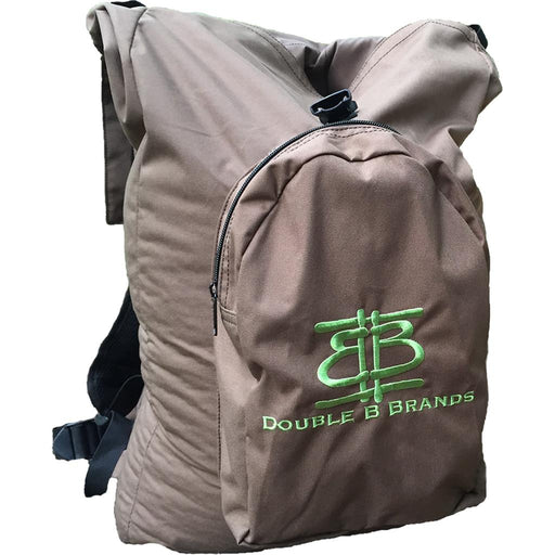 Buck Baits Double B Field Prep Backpack