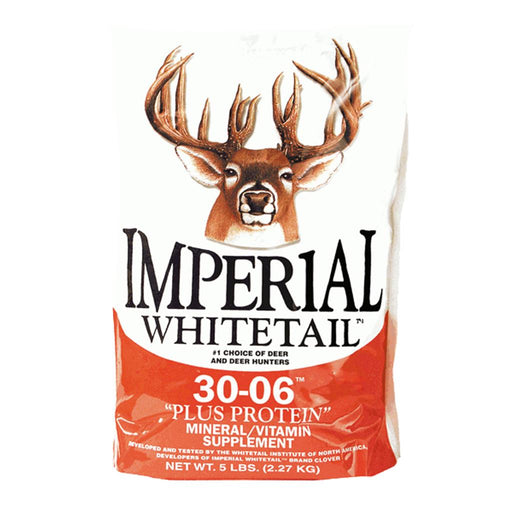 Whitetail Institute Imperial Attractant 30-06 Mineral and Protein 5 lb