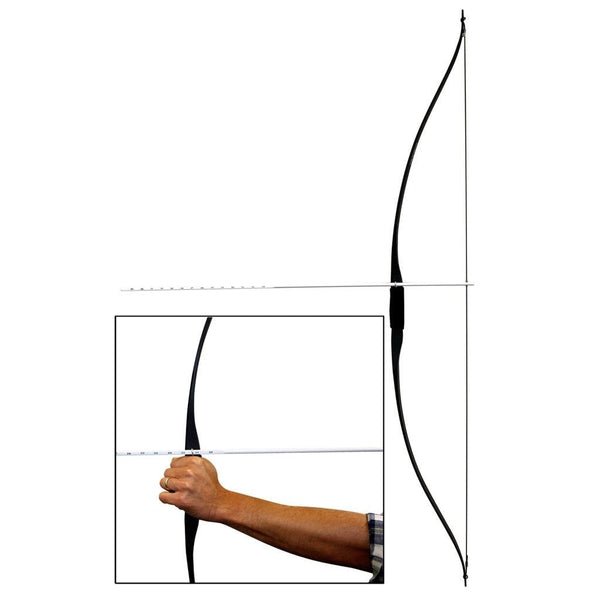 Bear Draw Length Check Bow RH/LH | Archery training aids