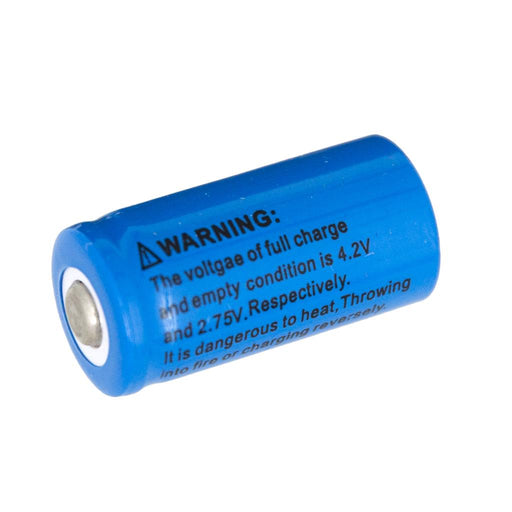 Fin Finder Battery CR123A 1 pk.