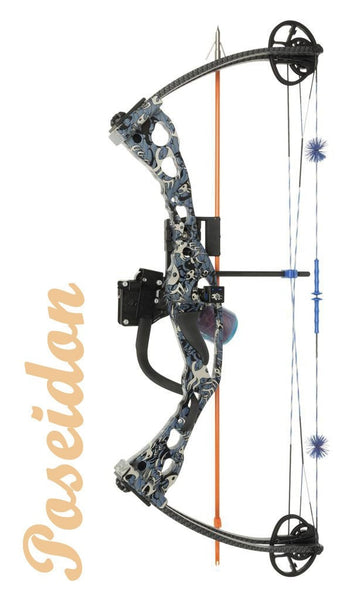 Fin-Finder Poseidon Bowfishing Bow package