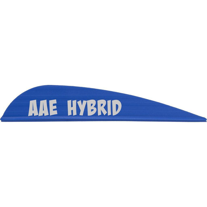 AAE Hybrid 26 Vanes Blue 2.7 in. 100 pk.