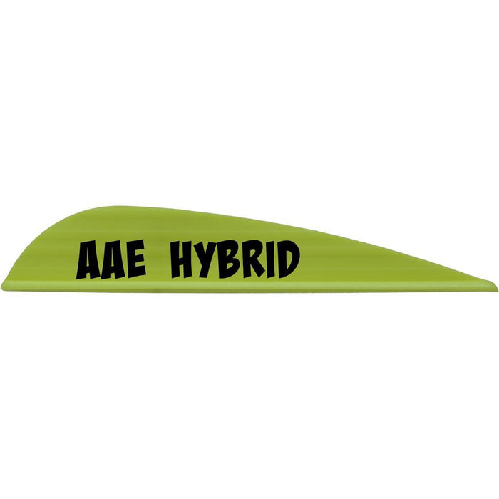 AAE Hybrid 26 Vanes Yellow 2.7 in. 100 pk.