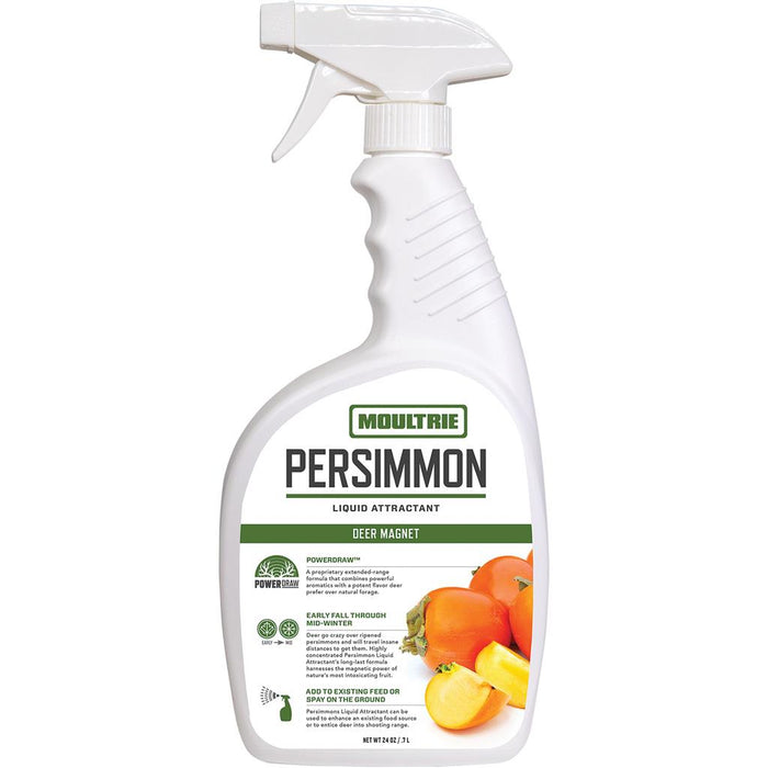 Moultire Deer Magnet Spray Attractant Persimmon 24 oz.