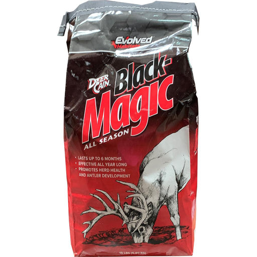 Evolved Deer Cane Black Magic Attractant All Season