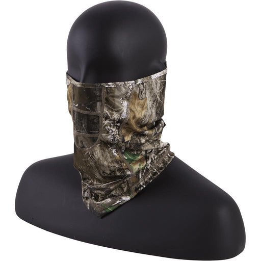 Vanish Mesh Neck Gaiter Realtree Edge