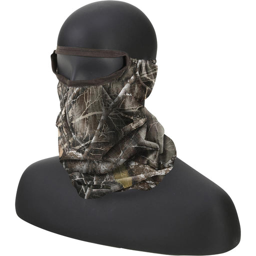 Vanish 3/4 Head Net Realtree Edge