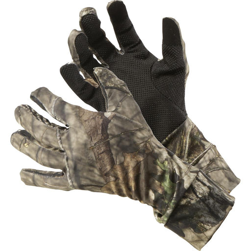 Vanish Spandex Hunt Gloves Mossy Oak Country