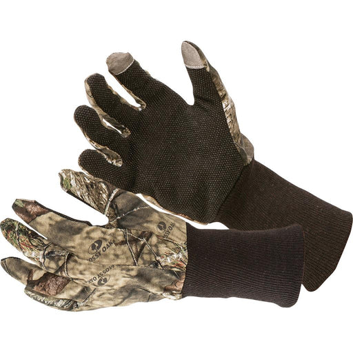 Vanish Jersey Hunt Gloves Mossy Oak Country