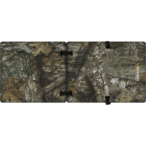 Vanish Foam Cushion w/ Back Realtree Edge