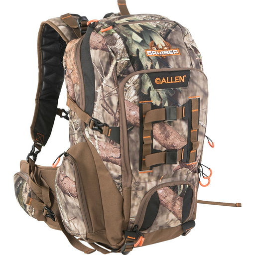 Bruiser Gearfit Pursuit Backpack Mossy Oak Country