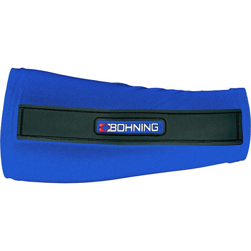 Bohning Slip-On Armguard Blue Small