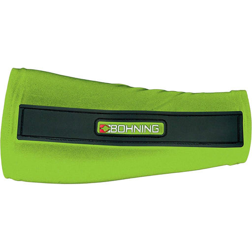 Bohning Slip-On Armguard Neon Green Medium