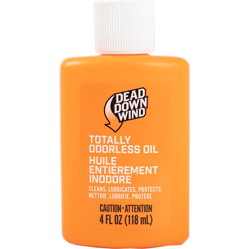 Dead Down Wind Totally Odorless Oil 4 oz.